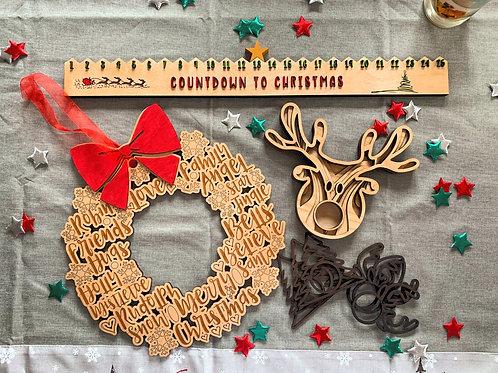 HOME CHRISTMAS BUNDLE