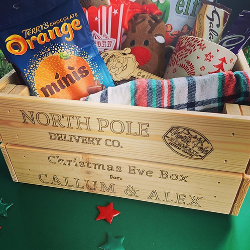 Christmas Eve Crate - Option one