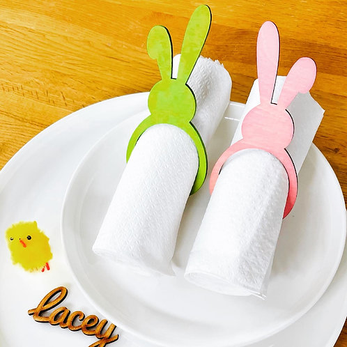 Easter Napkin Rings (Set of 6)