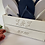 Thumbnail: Wedding Initials and Date Flip Flop Crate