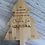 Thumbnail: Christmas Tree Board - 'May you never be too grown up...'