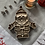 Thumbnail: Layered Ornaments - LARGE Father Christmas