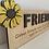 Thumbnail: Friends Plaque
