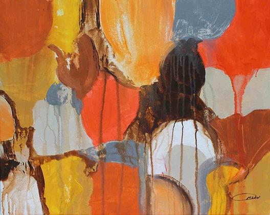"""16 x 20"""" Season Of Color by Irena Orlov"""