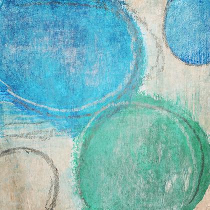 Morning Awakening, Embellished Canvas Giclee