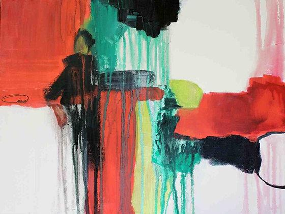 """16 x 20"""" Melody Corner  by Irena Orlov"""