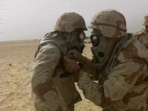Trauma #3--The War, Part 2--Scuds