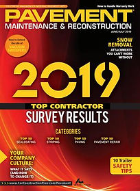 2019 top paving contractor
