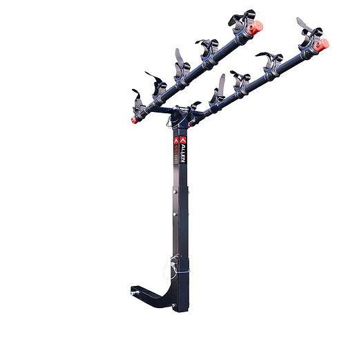 5-Bike Hitch Mount Rack