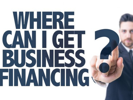 Funding for small business: