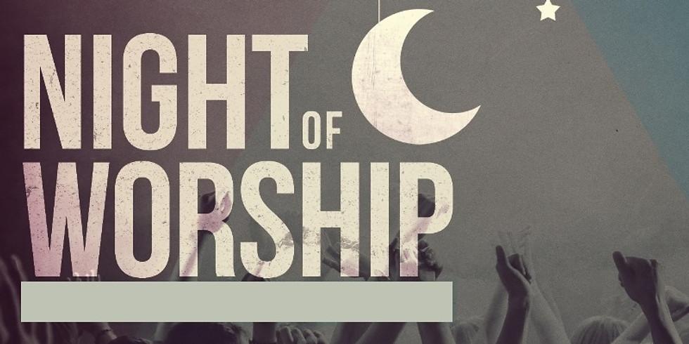 Worship Night at the Vineyard