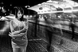 La solitude de la foule Web