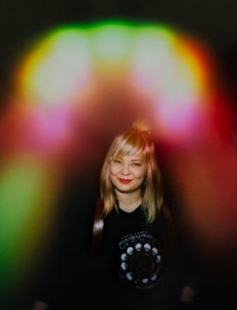 Valokuvataiteilija Anna K. Greus