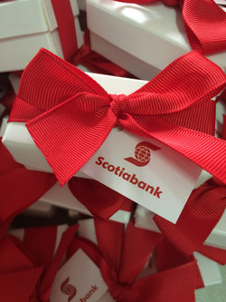 Chocolates Scotiabank