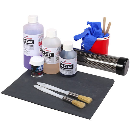 XCR Carbon Fibre Skinning Starter Kit