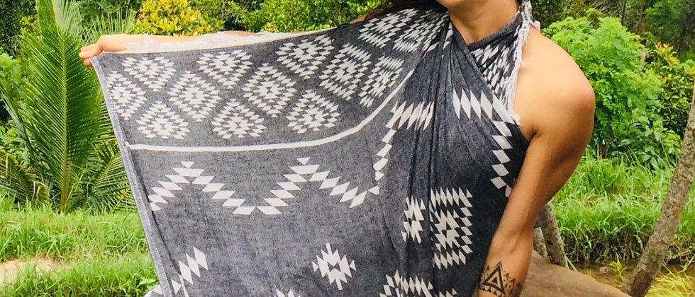 ABUNDANCE- Peshtemal Towel/Shawl