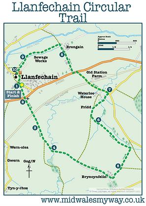 Llanfechain Circular Trail