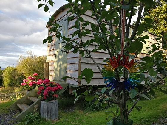 Rural and Rustic Shepherd's Hut