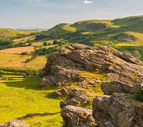 Natural Mid Wales