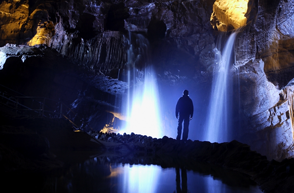 The National Showcaves Centre for Wales