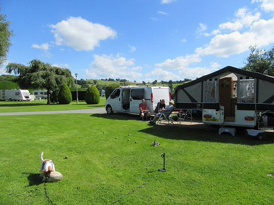 Smithy Holiday Home and Touring Park