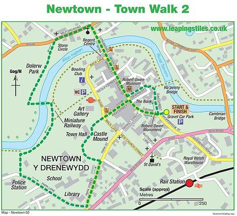 Newtown: Town Walk 2