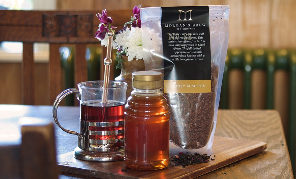 Morgan's Brew Tea Company LTD | midwalesmyway