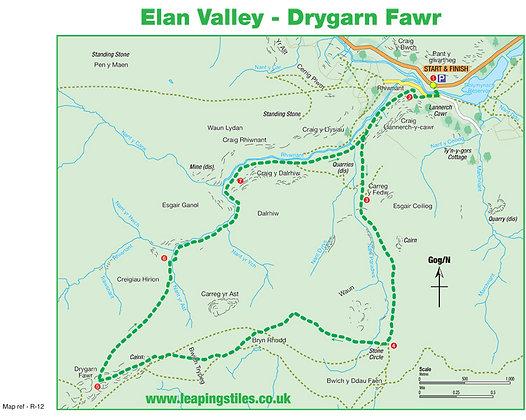 Elan Valley: Drygarn Fawr