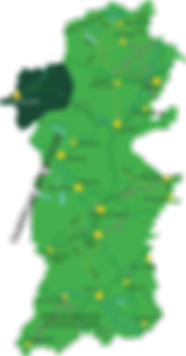 Powys Map Mach highlighted.png