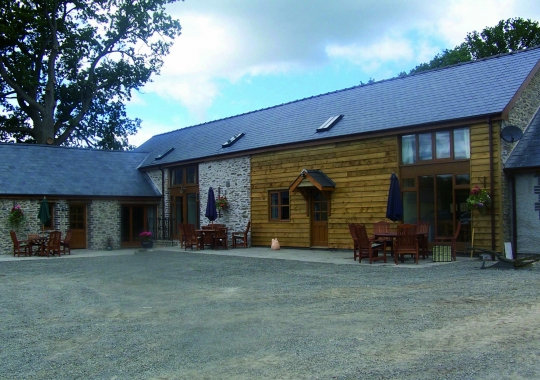 Pwllgwilym Cottages