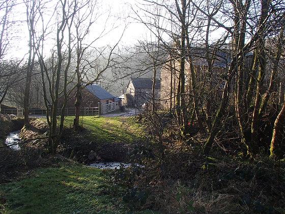Ynys Clydach Cottage