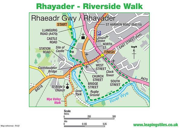 Rhayader: Riverside Walk