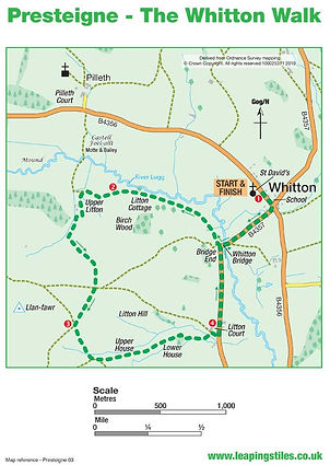Presteigne: The Whitton Walk