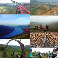 Guided Mountain Biking & Hiking Adventures in Powys