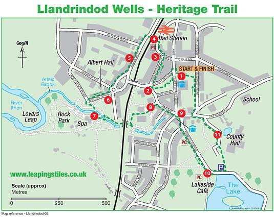 Llandrindod Wells: Heritage Trail