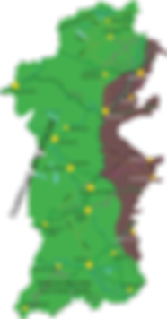 Powys Map Offa highlighted.png