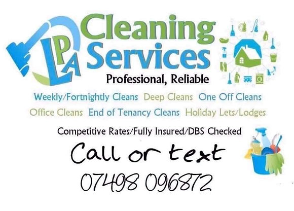 LPA Cleaning Services