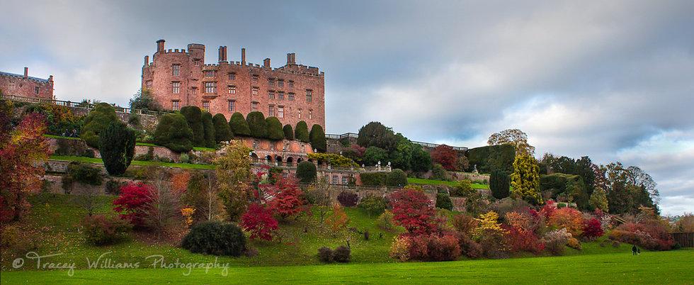 Powys Castle - Autumn -  Welshpool - OC.