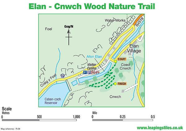 Elan Valley: Cnwch Wood Nature Trail