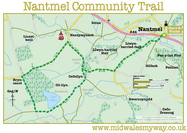 Nantmel Community Trail