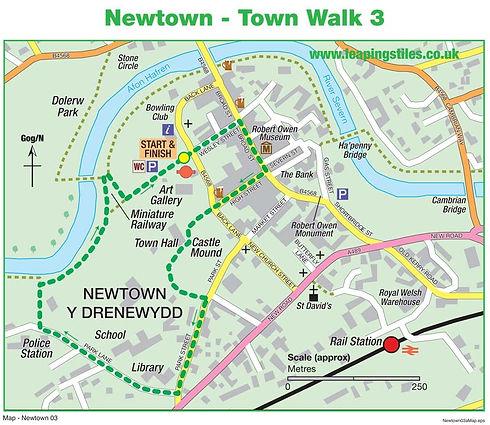 Newtown: Town Walk 3