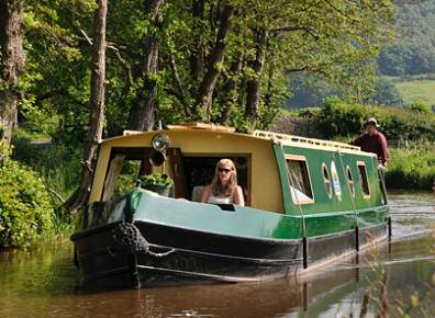 Brecon Park Boats