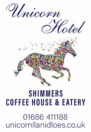 Unicorn Hotel & Shimmers Coffee House & Eatery