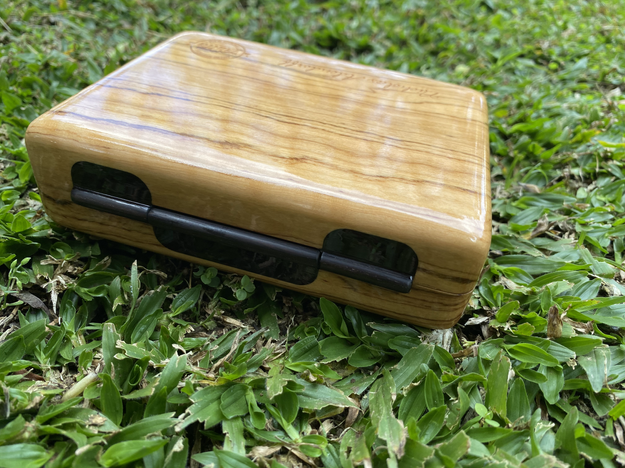 Wooden Fly Box 21