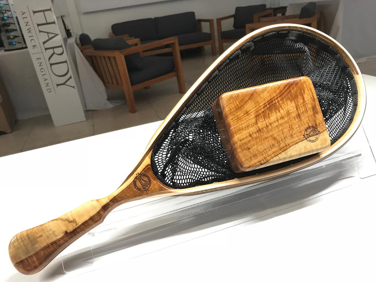 Wooden Landing Net 6
