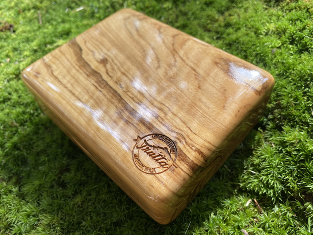 Wooden Fly Box 17