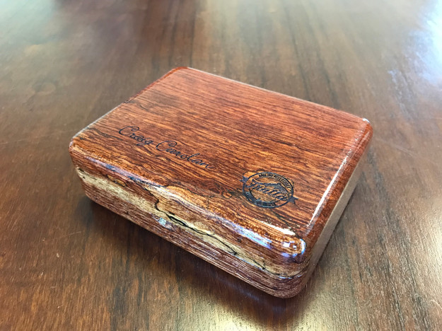 Wooden Fly Box 15