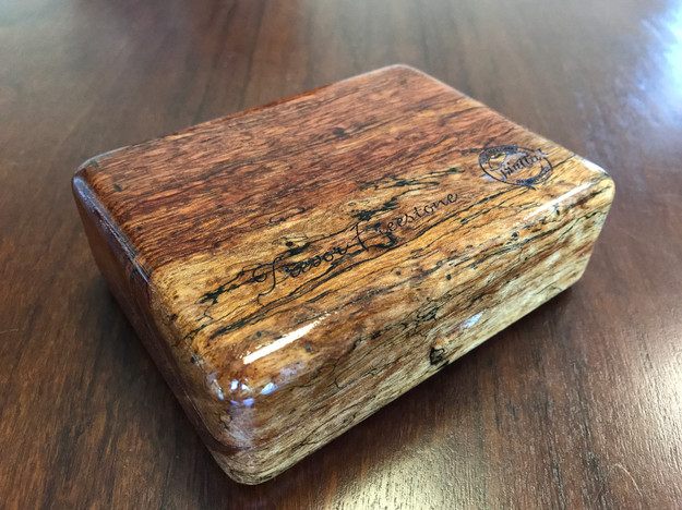 Wooden Fly Box 16