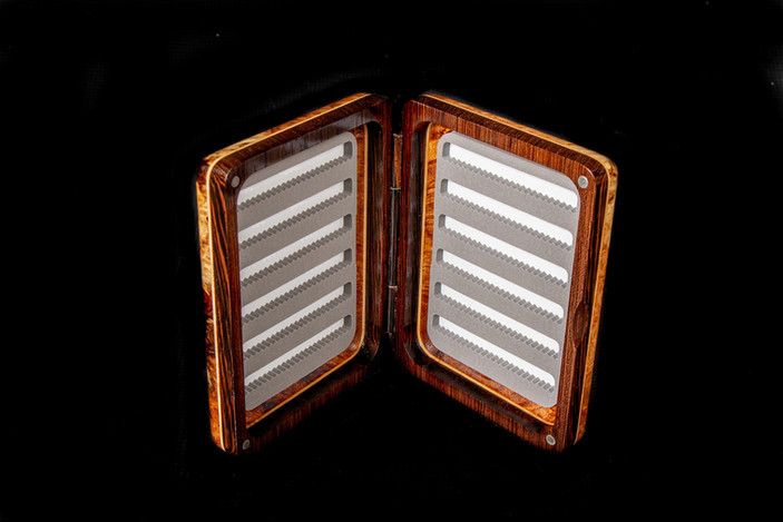 Wooden Fly Box 10