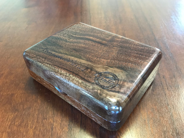Wooden Fly Box 14